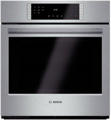 """27"""" Single Wall Oven 800 Series - Stainless Steel"""
