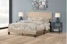 La Croix Bed In One - Full - Linen