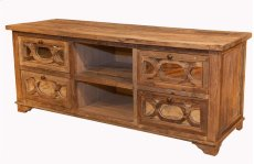 Mirrored Media Cabinet Product Image