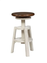 Modesto Adjustable Swivel Barstool Product Image