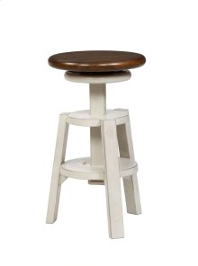 Modesto Adjustable Swivel Barstool
