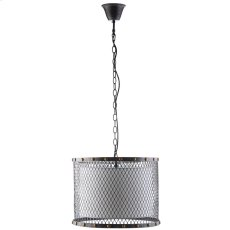 Fortune Chandelier in Antique Silver Product Image