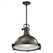 Hatteras Bay Collection 1 Light Pendant  Olde Bronze