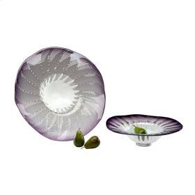 Sm Art Glass Bowl