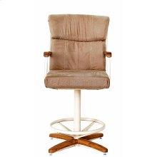 Chair Bucket (chestnut & bronze)