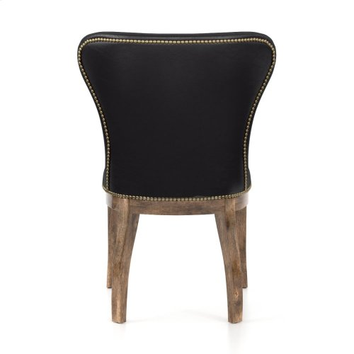 Rider Black Cover Richmond Dining Chair