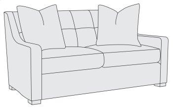 Farrah Loveseat in Mocha (751) Product Image