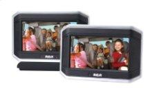 "8"" Dual Screen Travel DVD System"