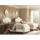 Uph White Daybed Arms, 3/3 Product Image