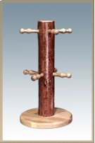 Glacier Country Log Cup Holder Product Image