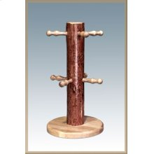 Glacier Country Log Cup Holder