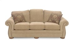 Craftmaster Living Room Stationary Sofas, Three Cushion Sofas