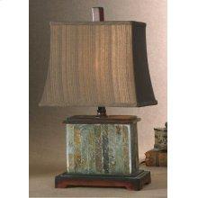 Slate Table Lamp, 2 Per Box