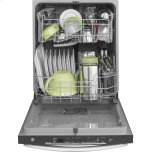 Ge(r) Top Control With Plastic Interior Dishwasher With Sanitize Cycle & Dry Boost