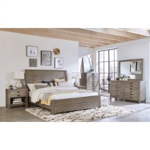 Radiata Queen Bed