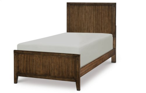 Sawyers Mill Complete Panel Bed, Twin 3/3