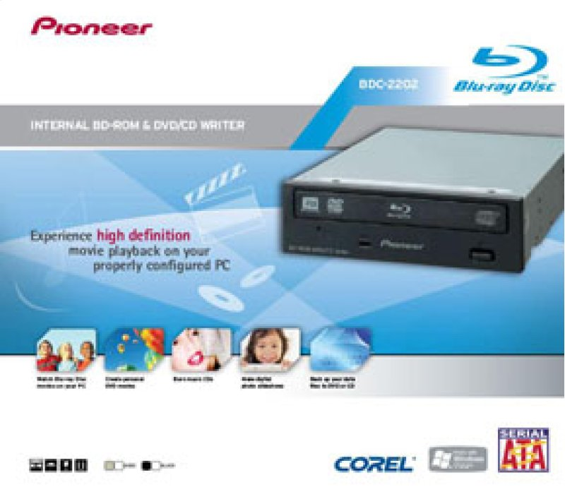BDC2202 in by Pioneer in Middletown, NJ - Includes Blu-ray Disc and