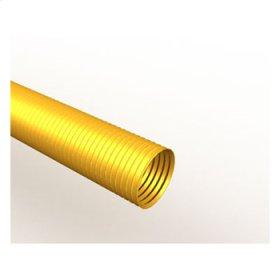 Mighty Mo Fiber Raceway, Flexible Tubing 50mm diameter, 1 meter, yellow