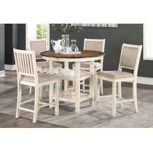 Prairie Point 6 Drwr Rect Dining Table