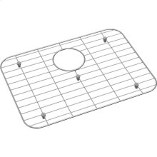 "Dayton Stainless Steel 19-1/16"" x 13-3/4"" x 1"" Bottom Grid"