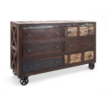 Carron Reclaimed Wood Buffet