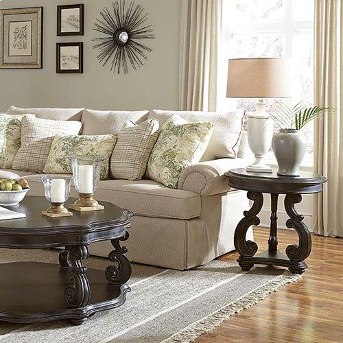 Rectangular End Table - Kd