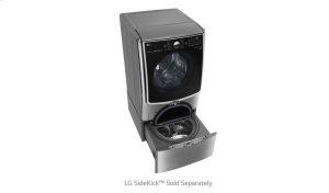 4.5 cu. ft. Large Smart wi-fi Enabled Front Load Washer w TurboWash® Product Image