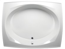 Tub Only/Soaker Square with Airbath