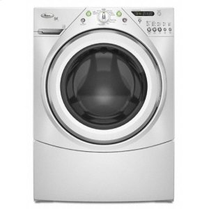 Used White-on-White Duet HT® 4.1cu ft Capacity Plus Front-Load Washer ENERGY STAR® Qualified