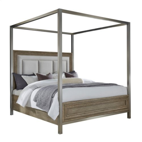 Park Place King Canopy Bed Headboard
