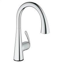 Ladylux Touch Single-Handle Kitchen Faucet