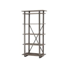 office@home Seattle Open Shelving