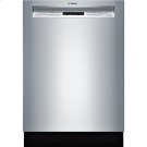 24' Recessed Handle Dishwasher 300 Series- Stainless steel Product Image