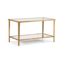 Carson Cocktail Table Gold