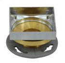 Mountain Re-Vive - Grid Holder Complete Rough (Plastic NPSL Connector) - Brushed Nickel Product Image