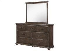 1026 Grayson Dresser with Mirror