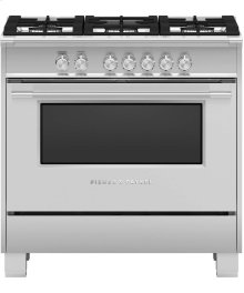"Gas Range, 36""***FLOOR MODEL CLOSEOUT PRICING***"