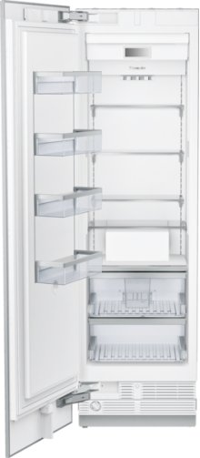 24 inch Built in Freezer Column T24IF900SP-B (Scratch & Dent)