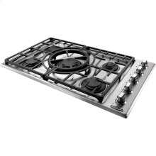 "36"" 5 Burner Drop-In Gas Cooktop - Natural Gas"