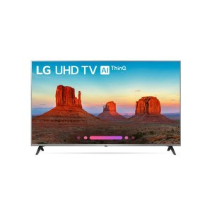 "LG ElectronicsUK7700PUD 4K HDR Smart LED UHD TV w/ AI ThinQ® - 65"" Class (64.5"" Diag)"