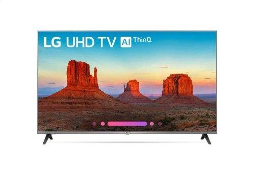 "UK7700PUD 4K HDR Smart LED UHD TV w/ AI ThinQ® - 65"" Class (64.5"" Diag)"