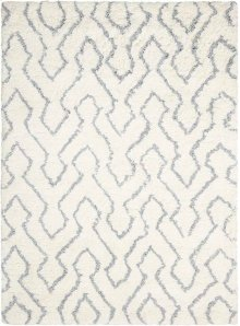 Galway Glw03 Ivory Blue Rectangle Rug 5' X 7'