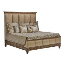 Arcadia Panel Bed