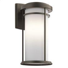 """Toman 20"""" 1 Light Wall Light Olde Bronze®"""