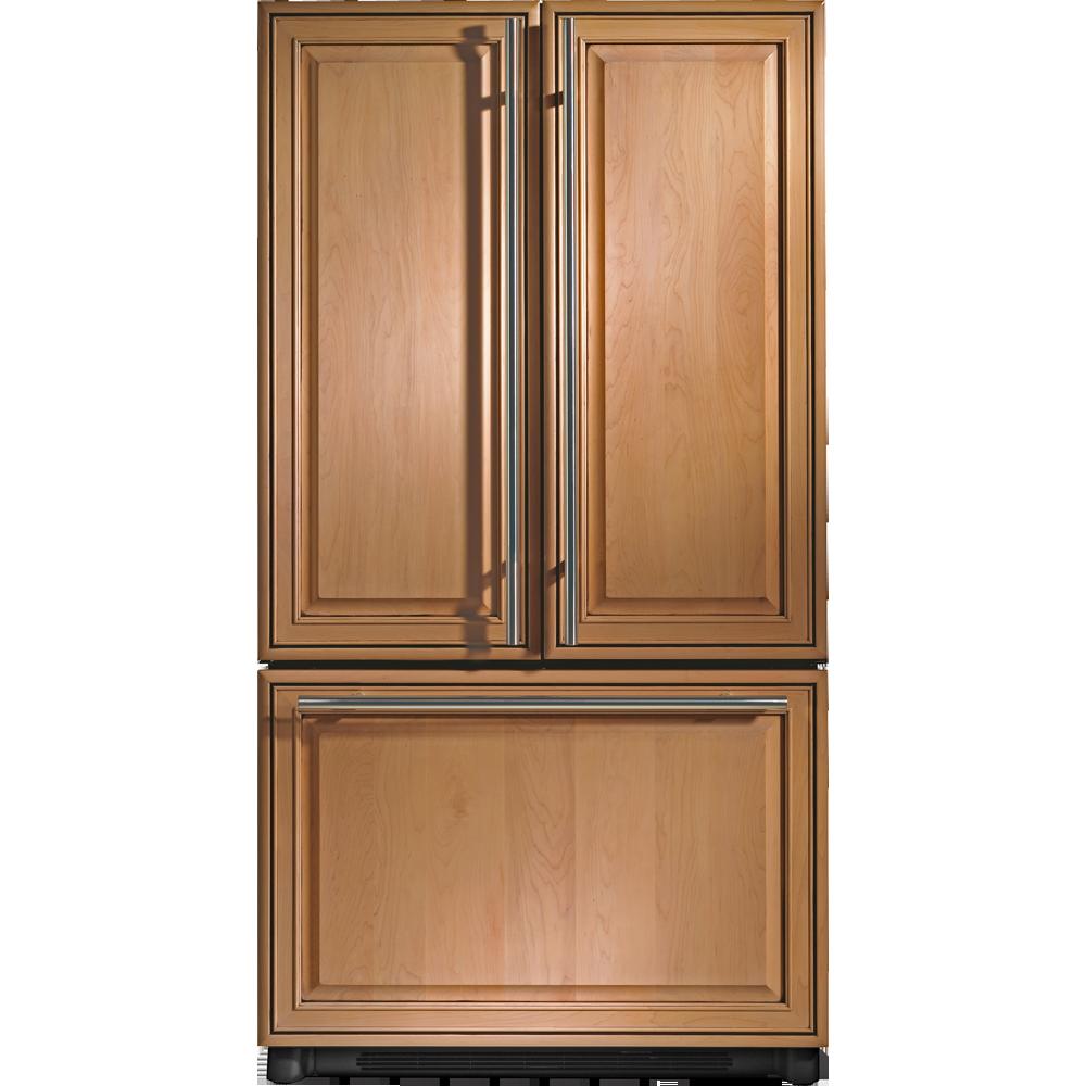 Cabinet Depth Custom Panel French Door Refrigerator Refrigeration Jenn Air