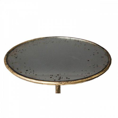Xavier Mirror Drink Table