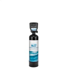 Specialty Water Filtration System for Smaller Homes, Apartments, Townhomes, Condos, and Vacation Units having Limited Space.