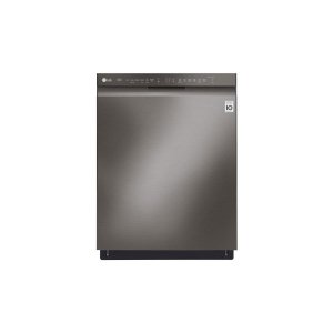 LG AppliancesFront Control Dishwasher with QuadWash and EasyRack Plus