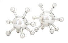NK Yarman Deco Spheres - Set of 2