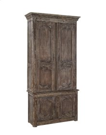 Arched Door Cupboard